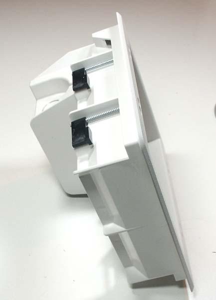 Arlington Tvbu507 Recessed 3 Gang Dual Voltage Work Box