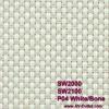 Phifer Sheerweave 2000-P04 White/Bone - 5% Open