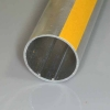 "1.25"" rollease125 Roller Shade Tubes w/ Tape - 7 Foot"