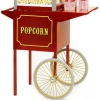 Paragon Small Red 4oz Popcorn Popper Cart