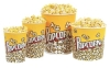 32oz Popcorn Butter Buckets - Butter and Grease resistant