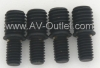 ViaBlue HS & QTC Speaker Spike Thread Adapters 6mm to 10mm