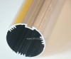 """2.5"""" Rollease Roller Shade Tubes w/ Tape - 2 Foot"""